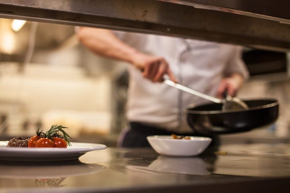 Roma: diventare un cuoco professionista