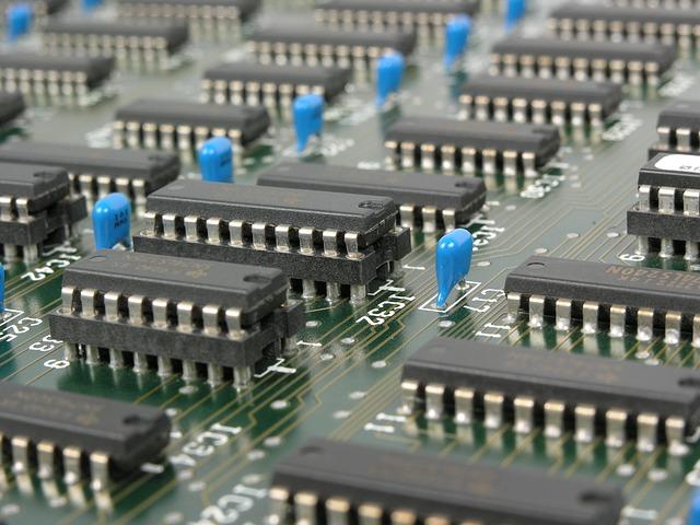 test scheda elettronica